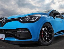 2016 Renault CLIO by WALDOW Performance – Smurfberry Blue Track Special