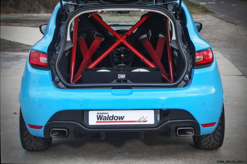 2016 Renault CLIO by WALDOW Performance 8