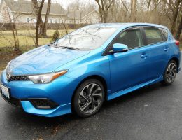"Road Test Review – 2016 Scion iM by Ken ""Hawkeye"" Glassman"