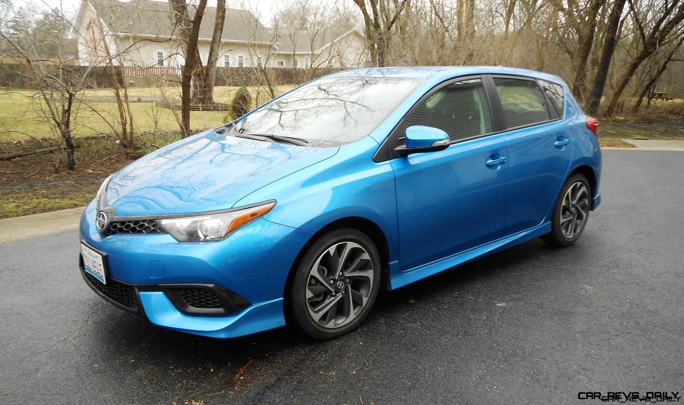 2016 Scion iM Review by Ken Glassman 10