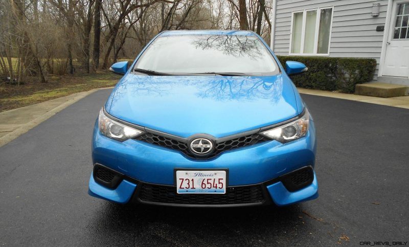 2016 Scion iM Review by Ken Glassman 11