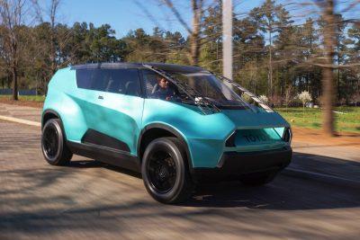 2016 Toyota UBOX Concept - Clemson's Gen Z Vision for EV Offroader 2016 Toyota UBOX Concept - Clemson's Gen Z Vision for EV Offroader