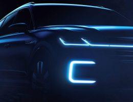2016 Volkswagen BEIJING CONCEPT – CrossBlue GTE Preview?