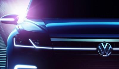 2016 Volkswagen BEIJING CONCEPT 2