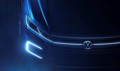 2016 Volkswagen BEIJING CONCEPT 3