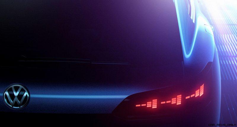 2016 Volkswagen BEIJING CONCEPT 4