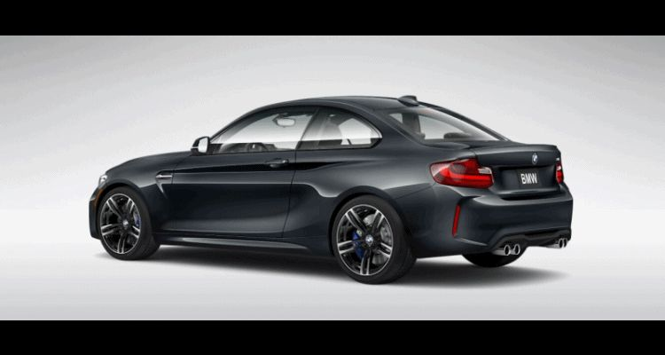 2016 m2 mineral grey metallic animated spinner