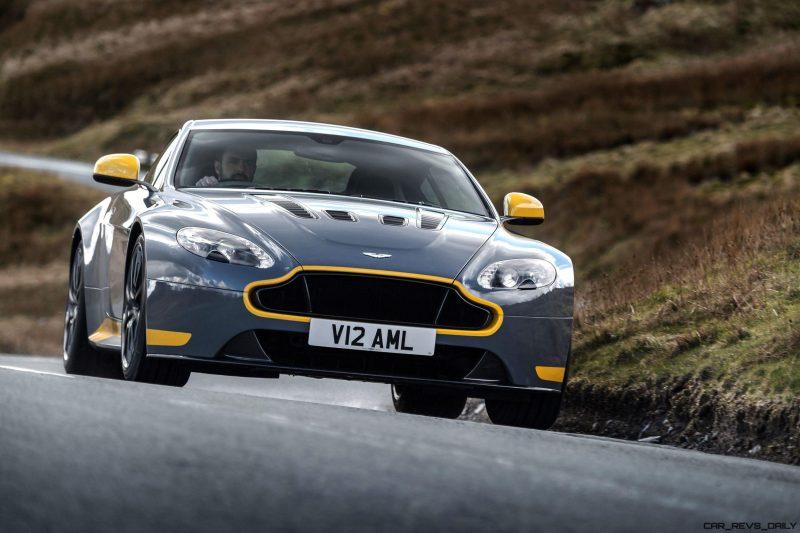 2017 Aston Martin V12 Vantage S 11