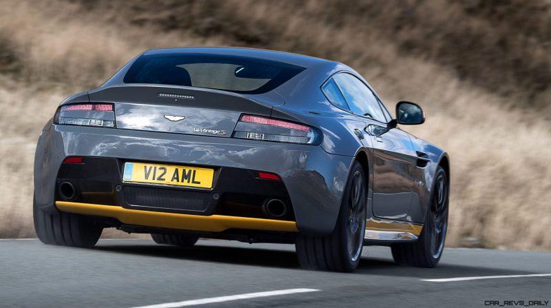 2017 Aston Martin V12 Vantage S 15