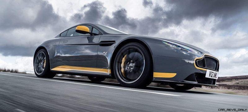 2017 Aston Martin V12 Vantage S 19