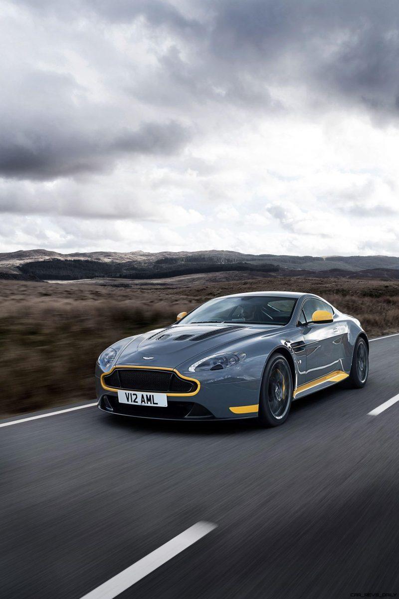 2017 Aston Martin V12 Vantage S 20
