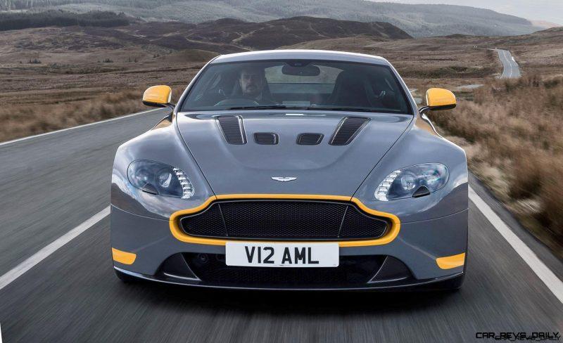 2017 Aston Martin V12 Vantage S 21