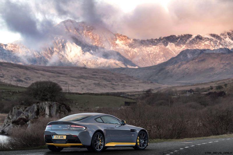 2017 Aston Martin V12 Vantage S 26