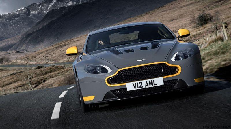 2017 Aston Martin V12 Vantage S 28