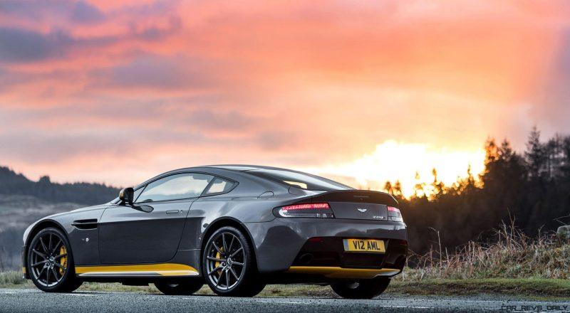 2017 Aston Martin V12 Vantage S 5