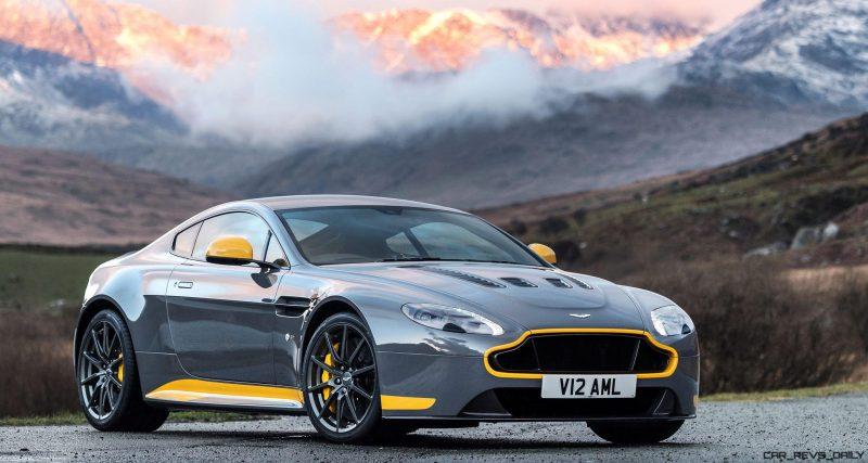 2017 Aston Martin V12 Vantage S 6