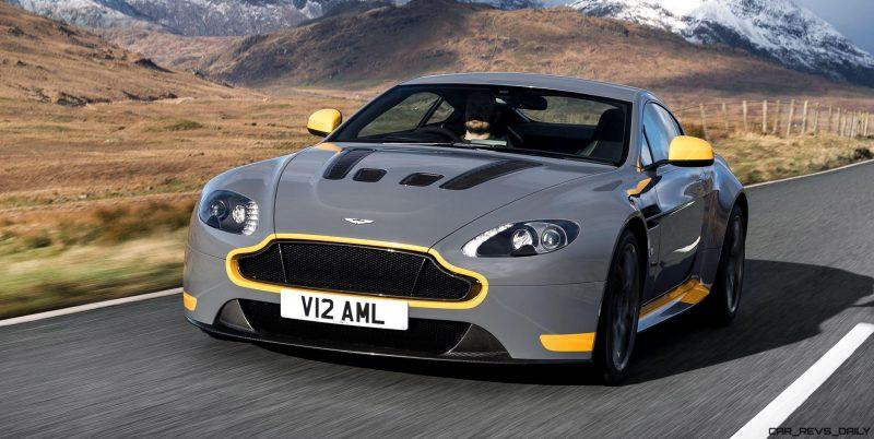 2017 Aston Martin V12 Vantage S 8