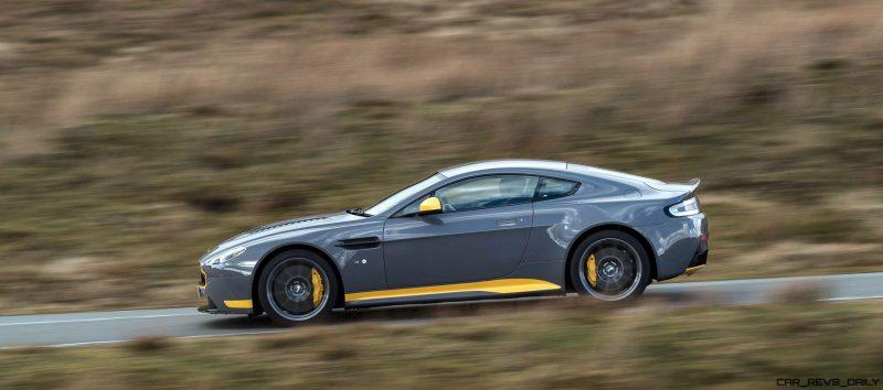 2017 Aston Martin V12 Vantage S 9