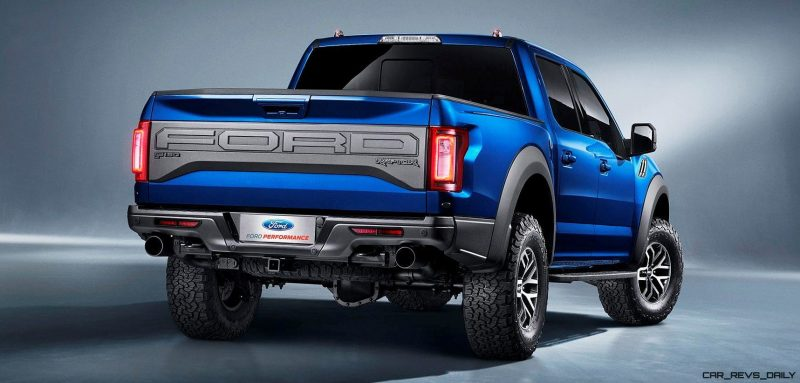 2017 Ford F-150 RAPTOR China 1