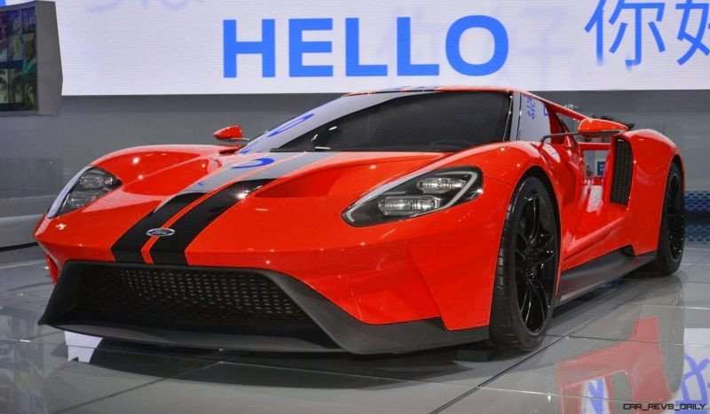 2017 Ford GT - Digital Color Visualizer 21