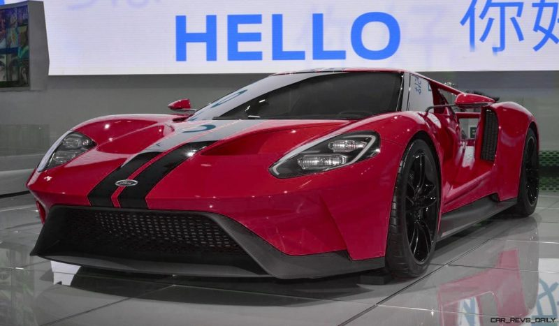 2017 Ford GT - Digital Color Visualizer 22