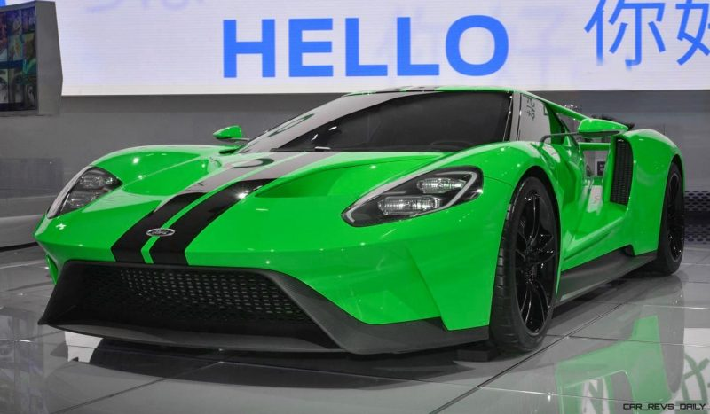 2017 Ford GT - Digital Color Visualizer 24