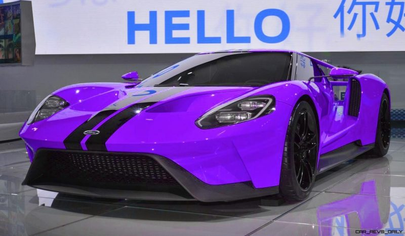 2017 Ford GT - Digital Color Visualizer 27