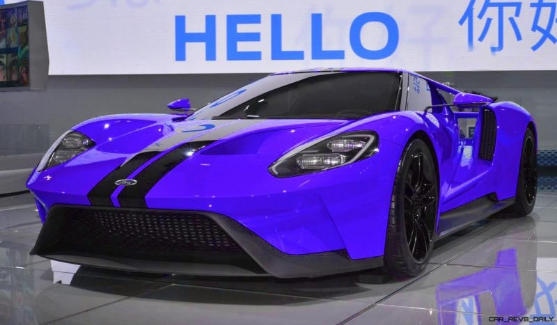 2017 Ford GT - Digital Color Visualizer 28