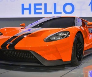 Ford Gt Rendered Colors Visualizer In  New Shades
