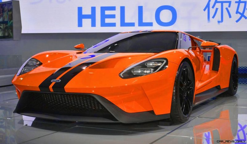2017 Ford GT - Digital Color Visualizer 29