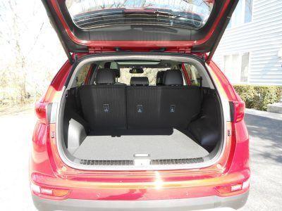 2017 Kia Sportage SX FWD 12