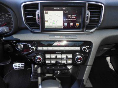 2017 Kia Sportage SX FWD 16