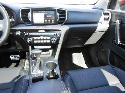 2017 Kia Sportage SX FWD 8