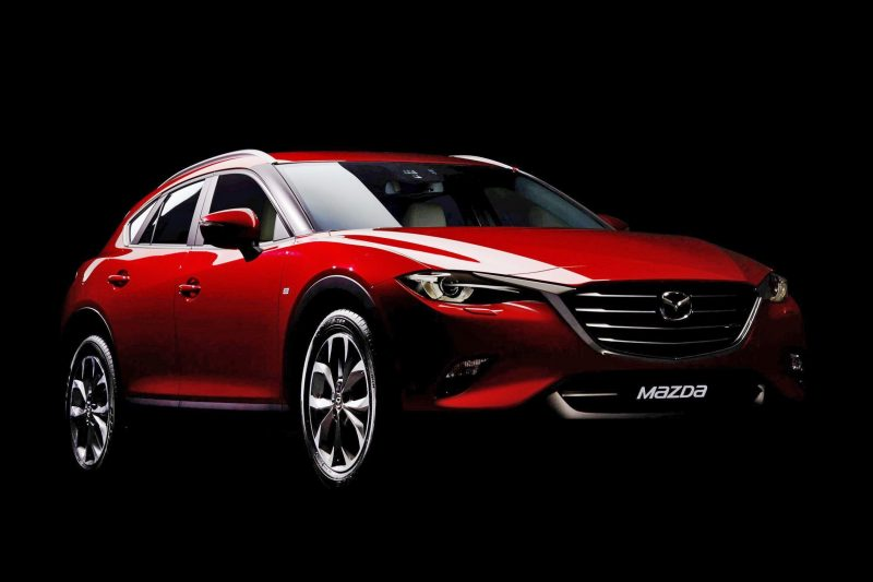 2017 Mazda CX-4 1