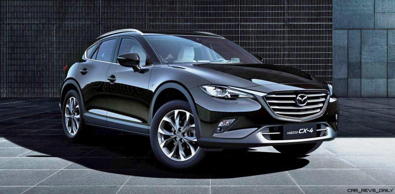 2017 Mazda CX-4 10