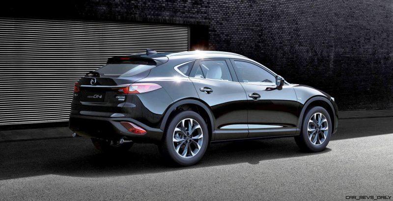 2017 Mazda CX-4 11