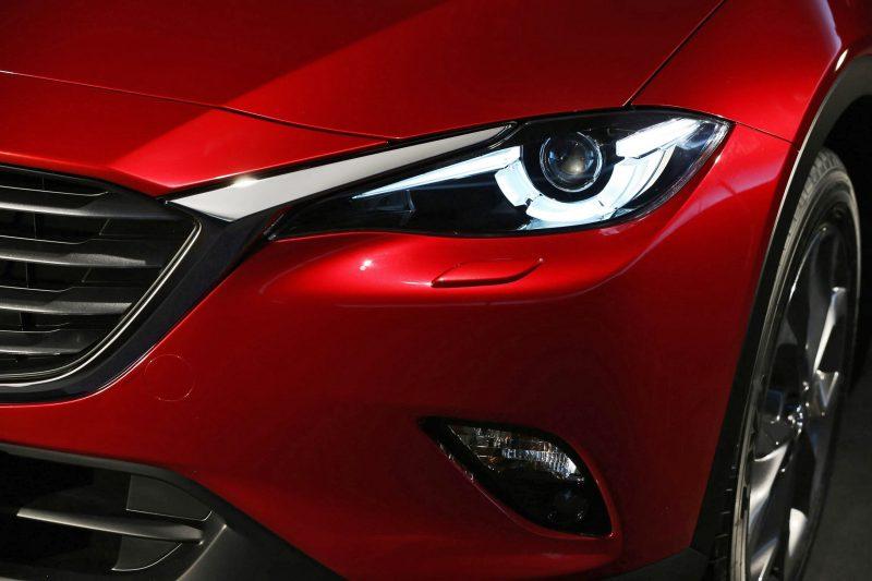 2017 Mazda CX-4 4