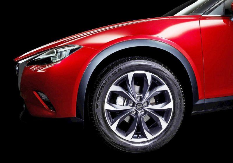 2017 Mazda CX-4 5