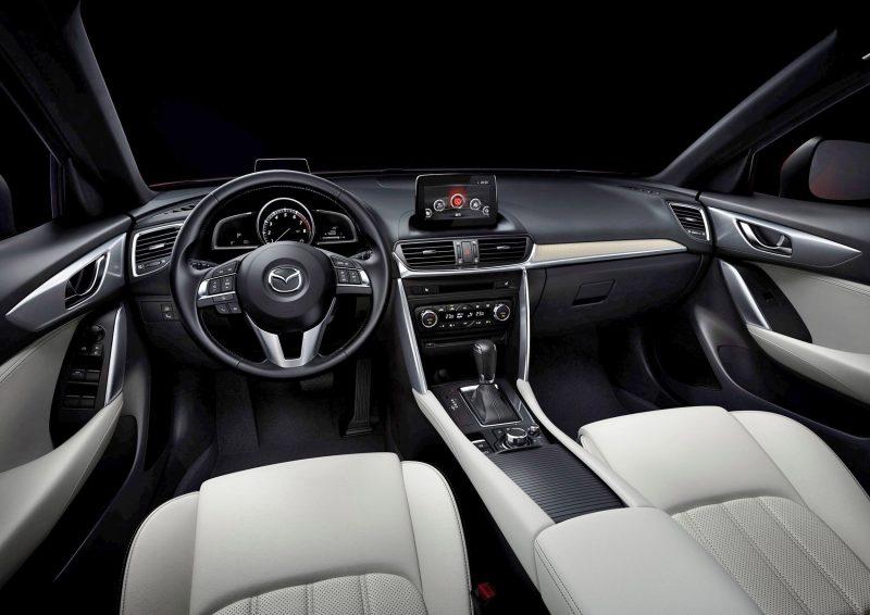 2017 Mazda CX-4 6