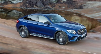 2017 Mercedes-Benz GLC Coupe 10