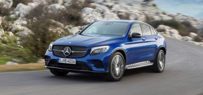 2017 Mercedes-Benz GLC Coupe 11