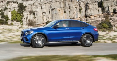 2017 Mercedes-Benz GLC Coupe 12