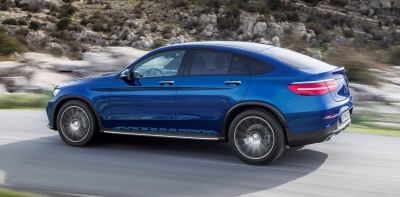 2017 Mercedes-Benz GLC Coupe 13