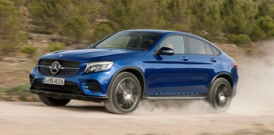 2017 Mercedes-Benz GLC Coupe 14