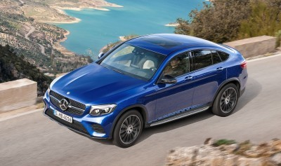 2017 Mercedes-Benz GLC Coupe 15