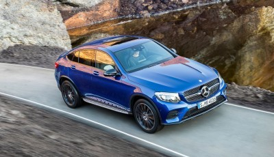 2017 Mercedes-Benz GLC Coupe 17