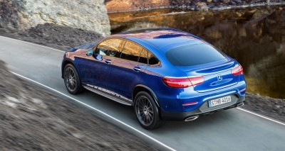 2017 Mercedes-Benz GLC Coupe 18