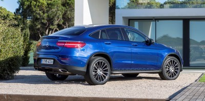 2017 Mercedes-Benz GLC Coupe 19