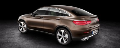 2017 Mercedes-Benz GLC Coupe 2