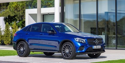 2017 Mercedes-Benz GLC Coupe 20